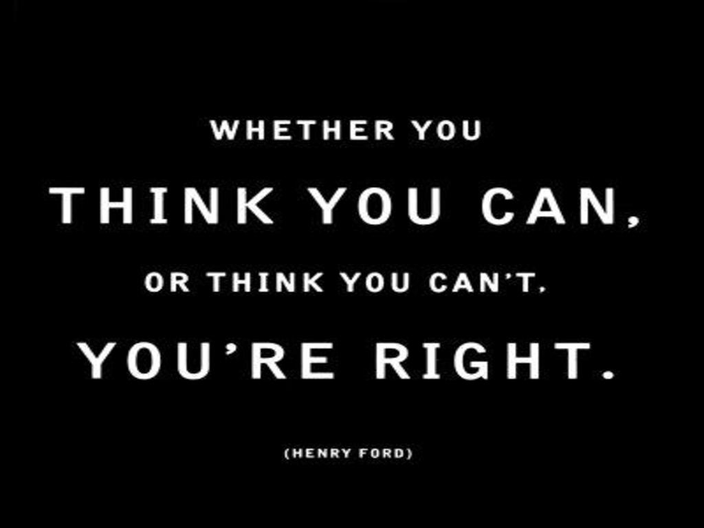 Positive Thinking Quotes Caroline Jordan