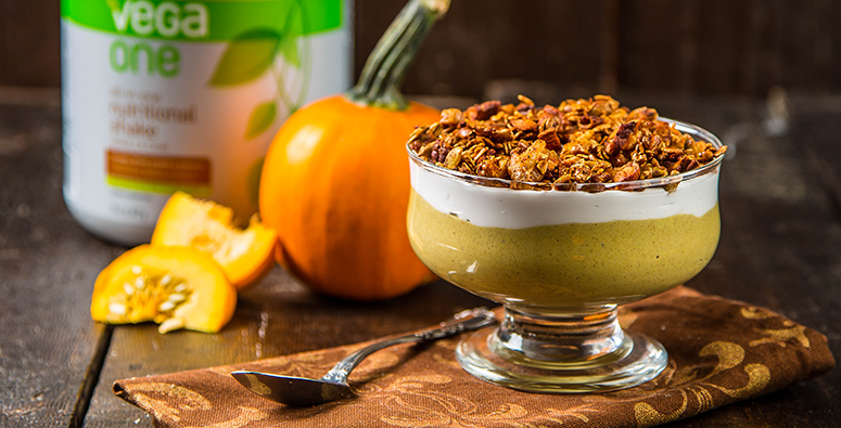 Pumpkin Protein Recipe