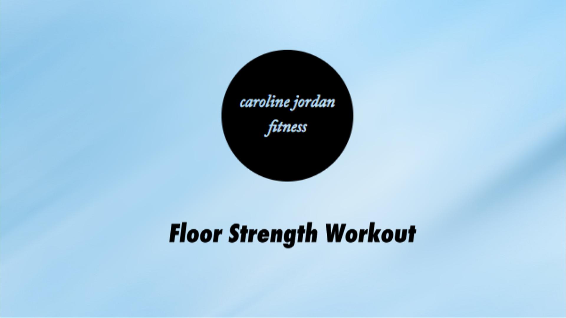Floor Strength