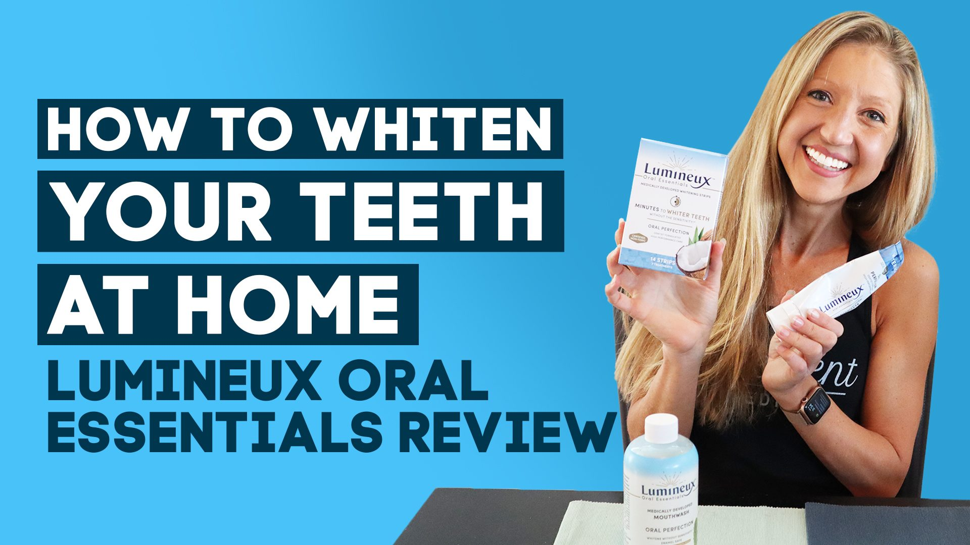 How to Whiten Teeth at Home Naturally Fast Lumineux Oral Essentials Review 3
