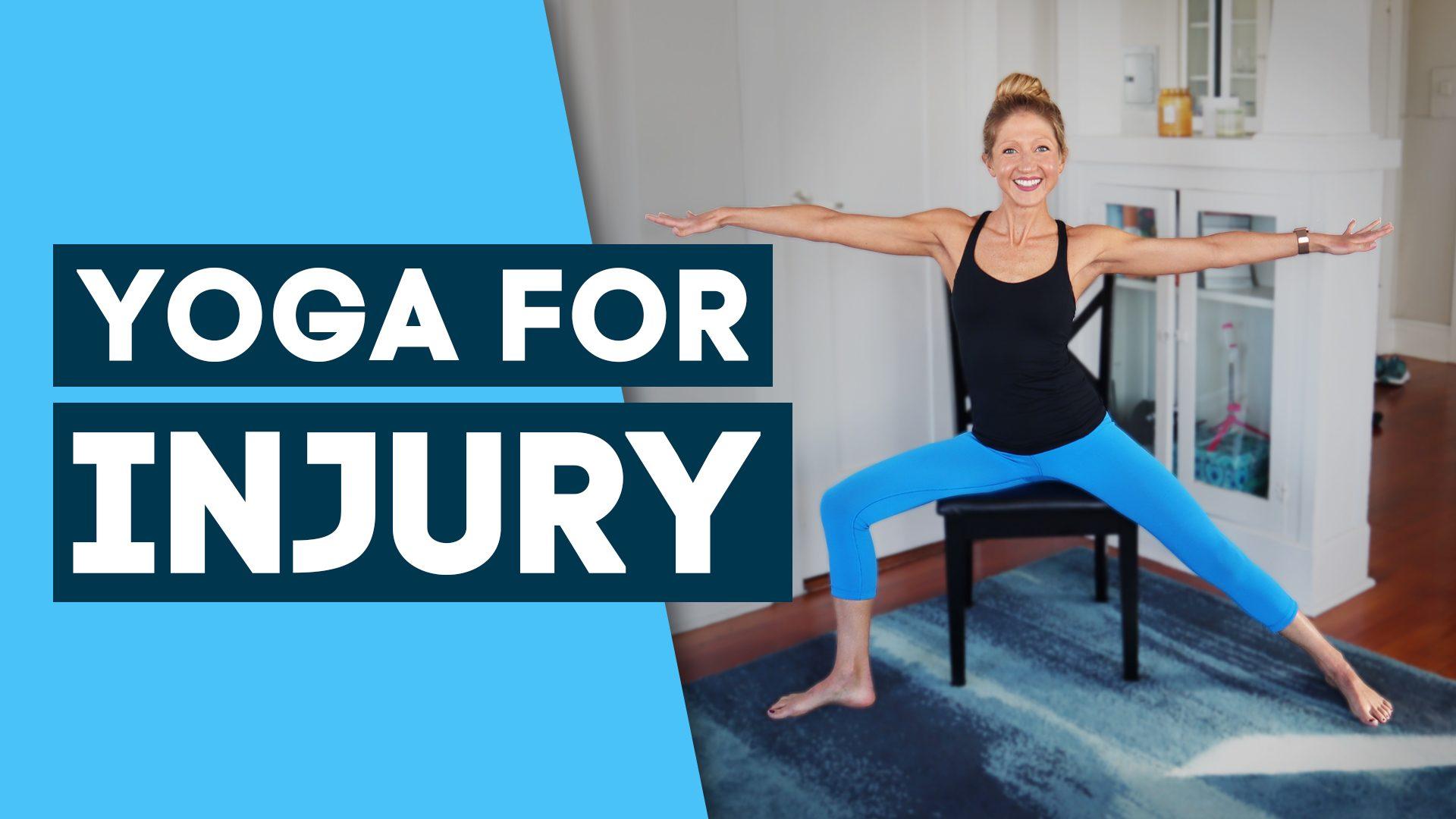 yoga for injury