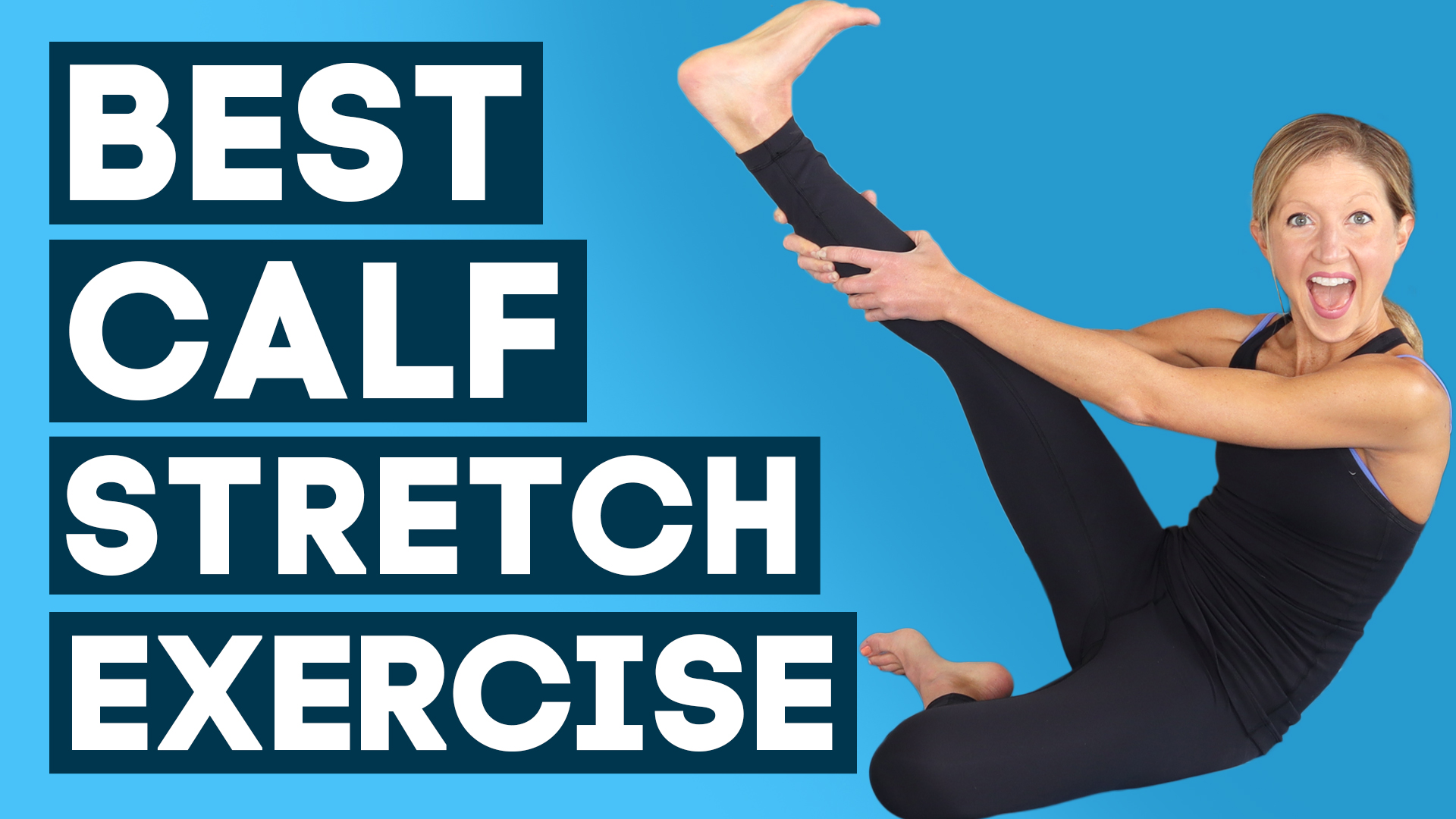 calf stretch exercises