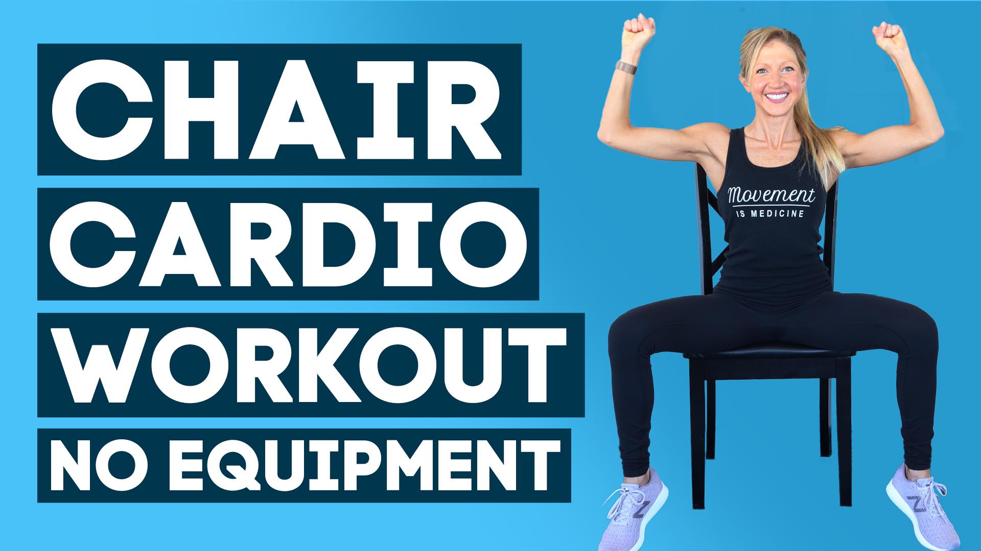 chair cardio strength