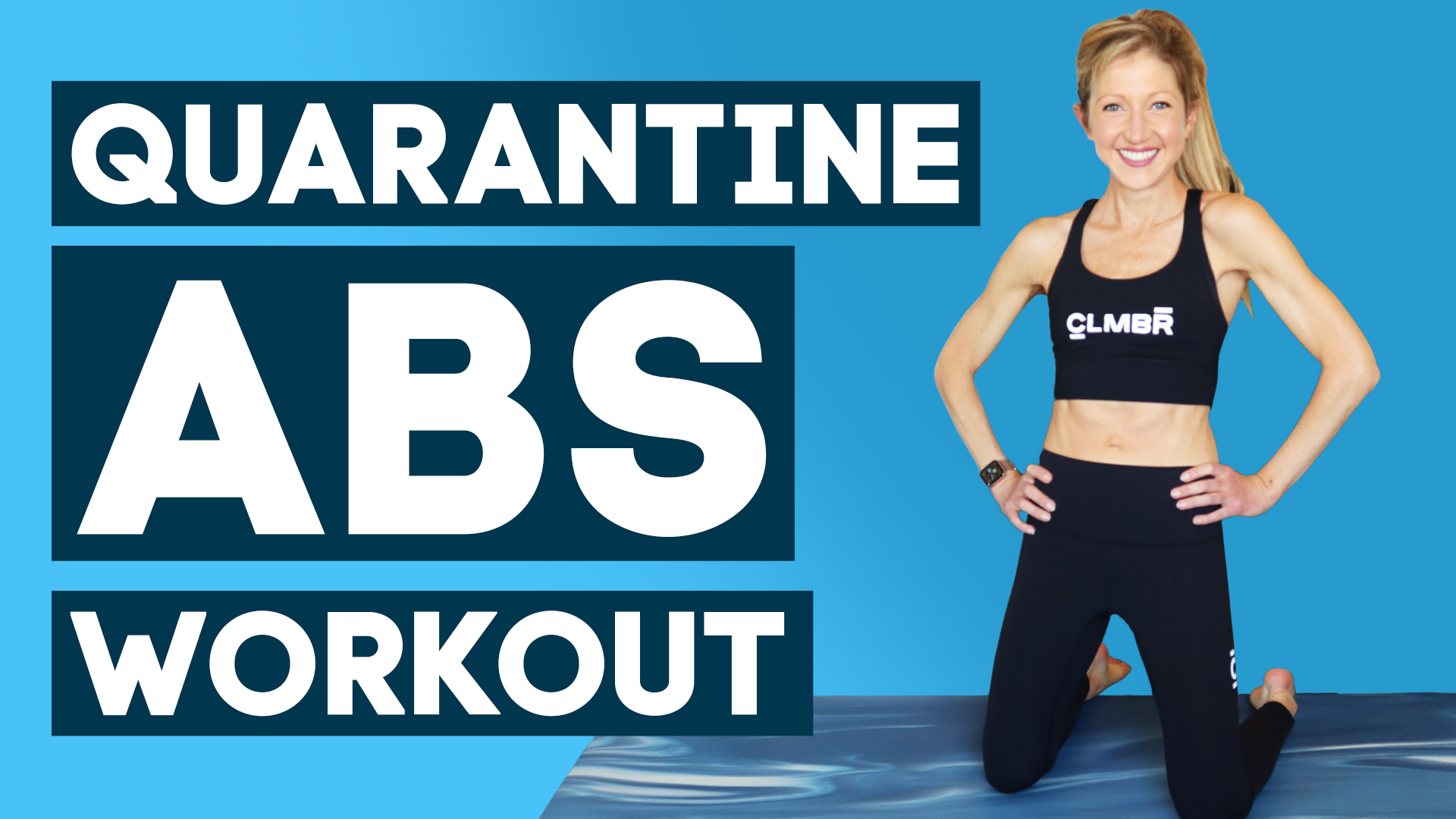 quarantine abs workout