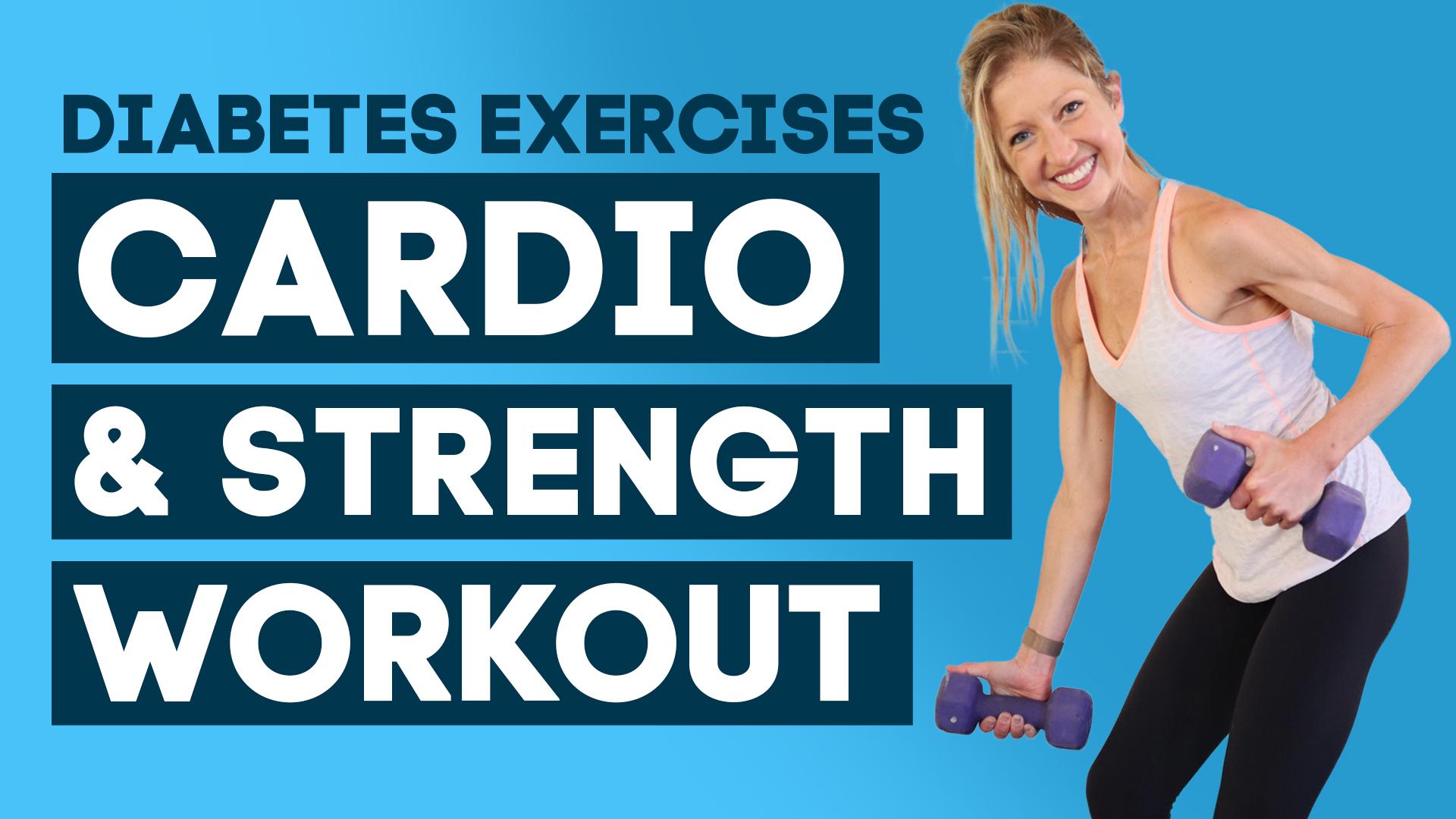 diabetes exercises