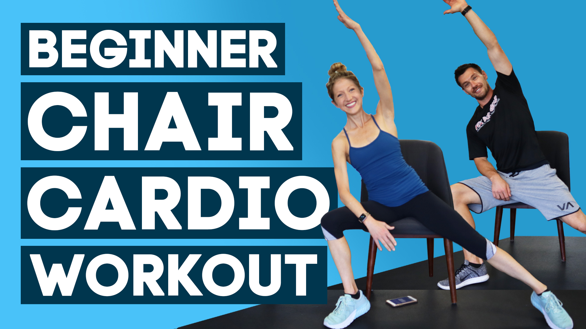 beginner chair cardio for weight loss