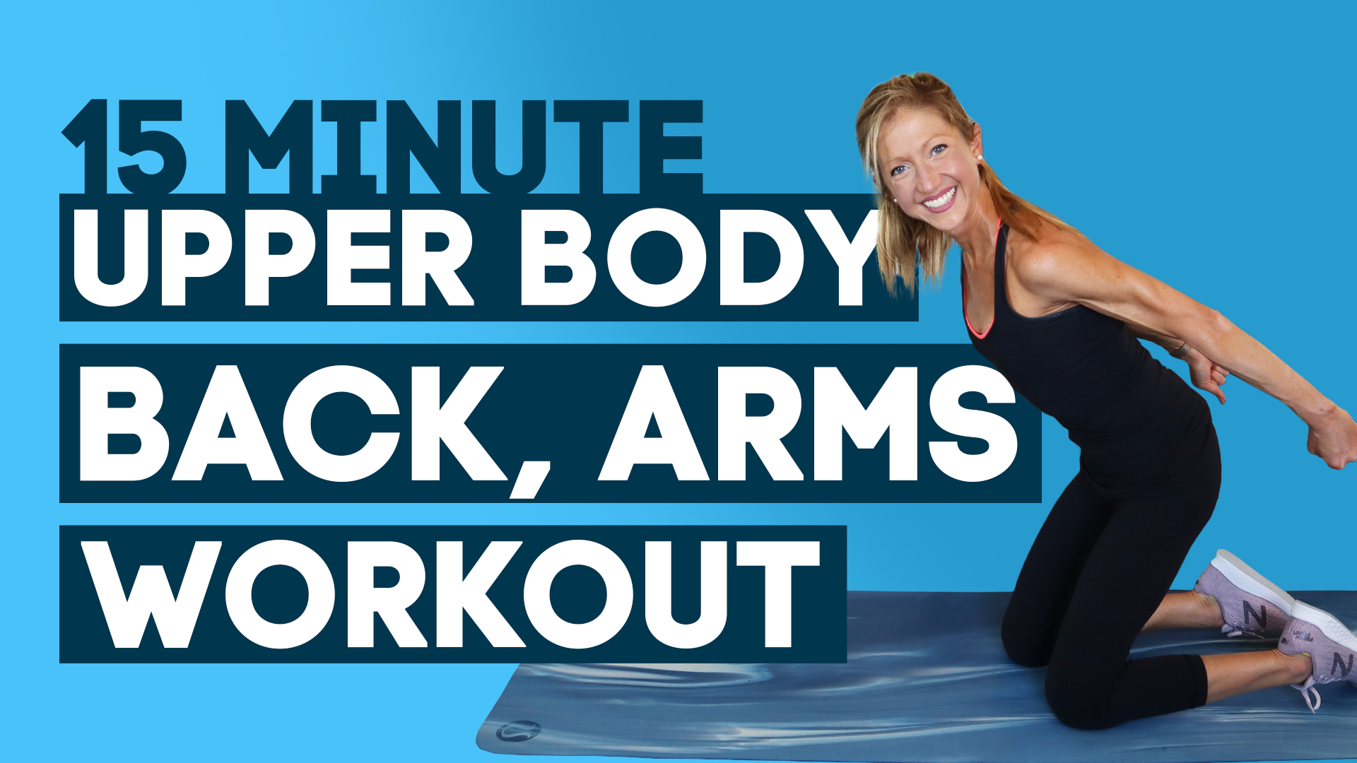 15 minute upper body workout