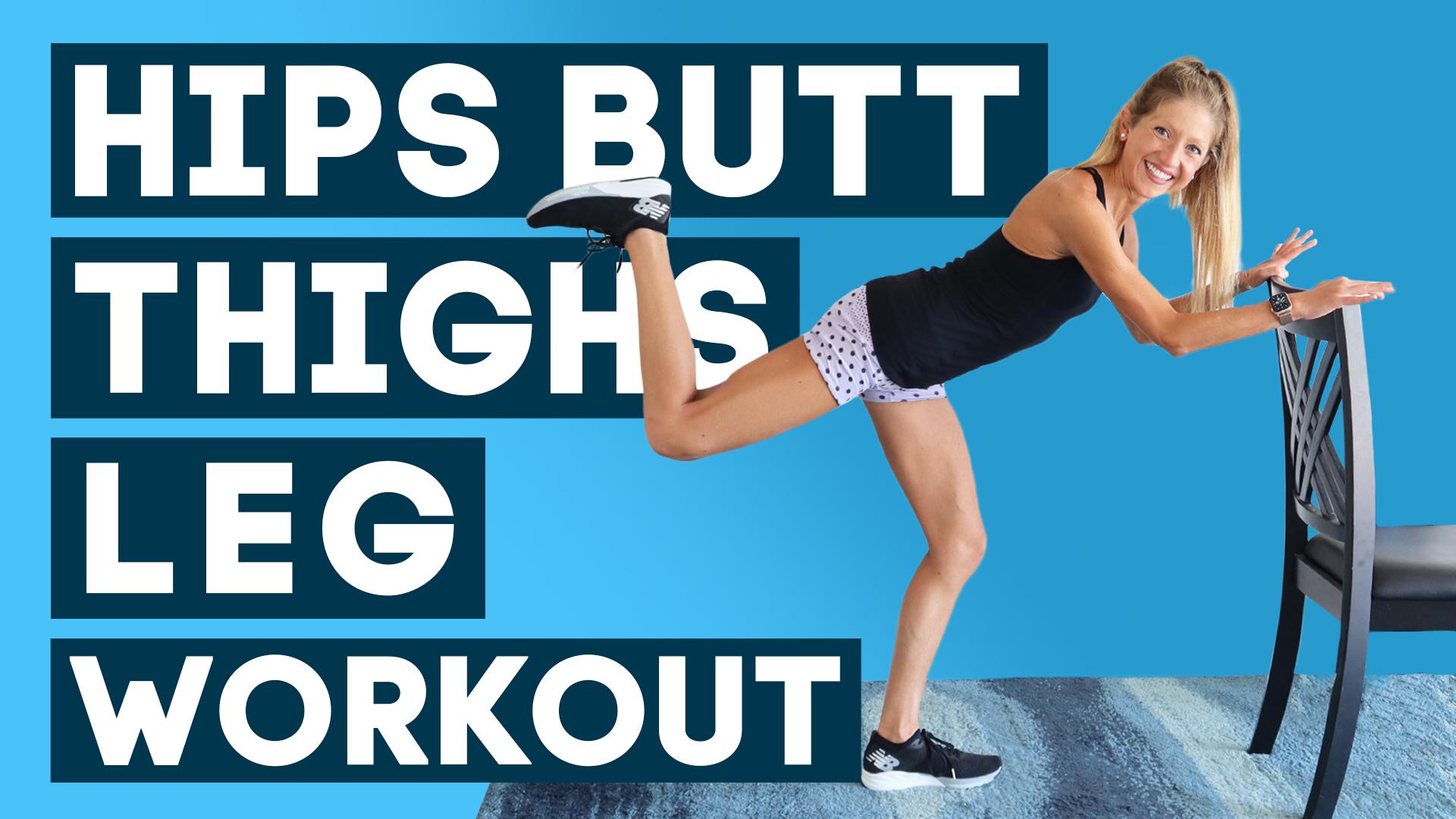 hips butt thighs