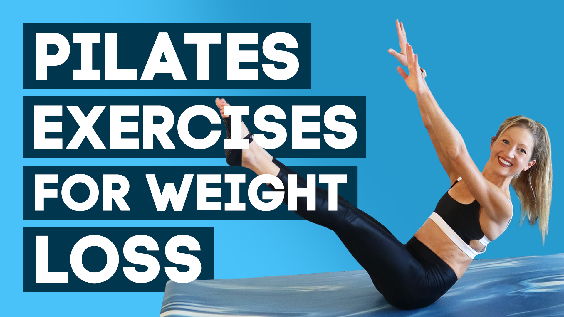 pilates exercises for weight loss
