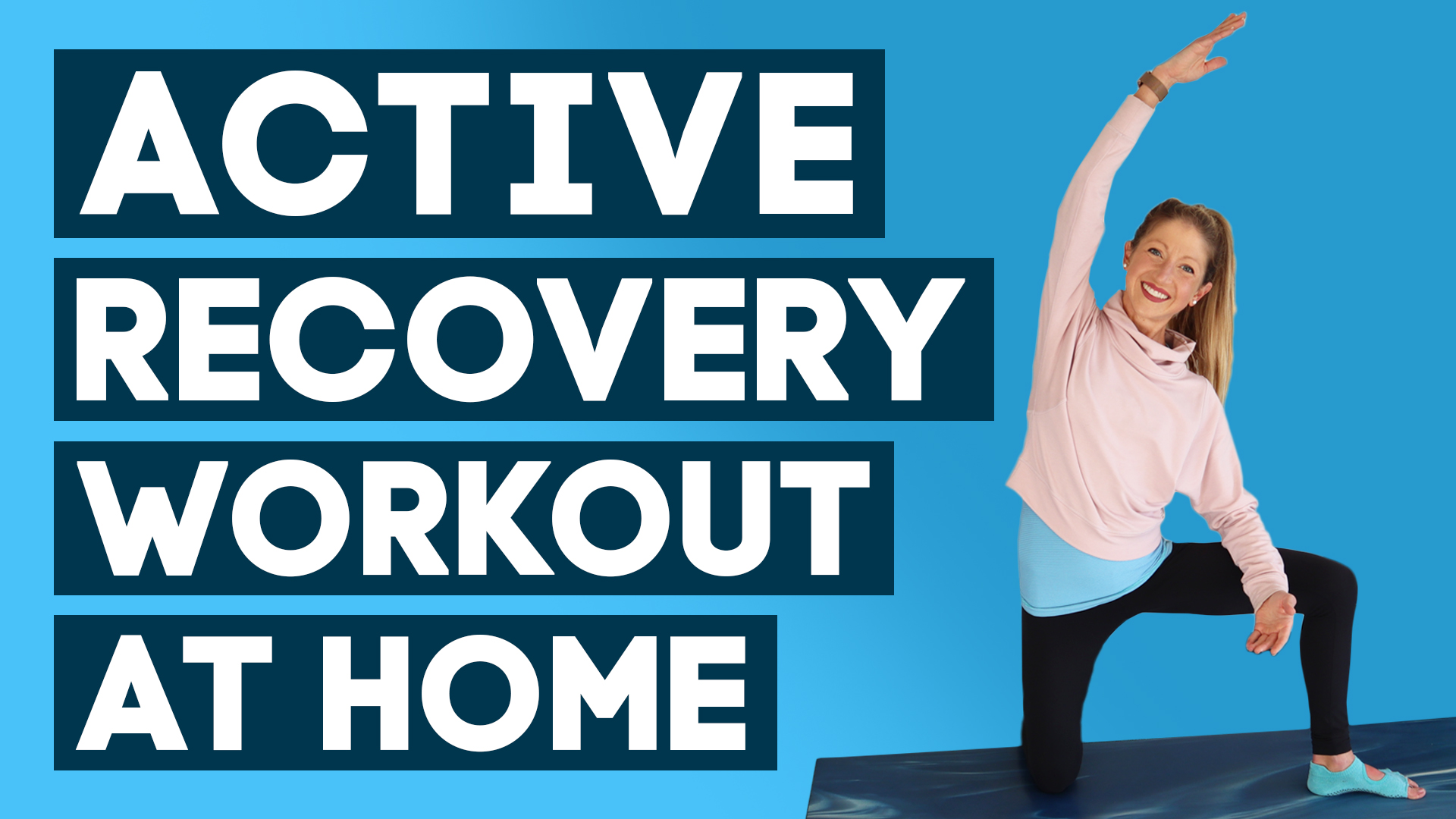 active recovery workout