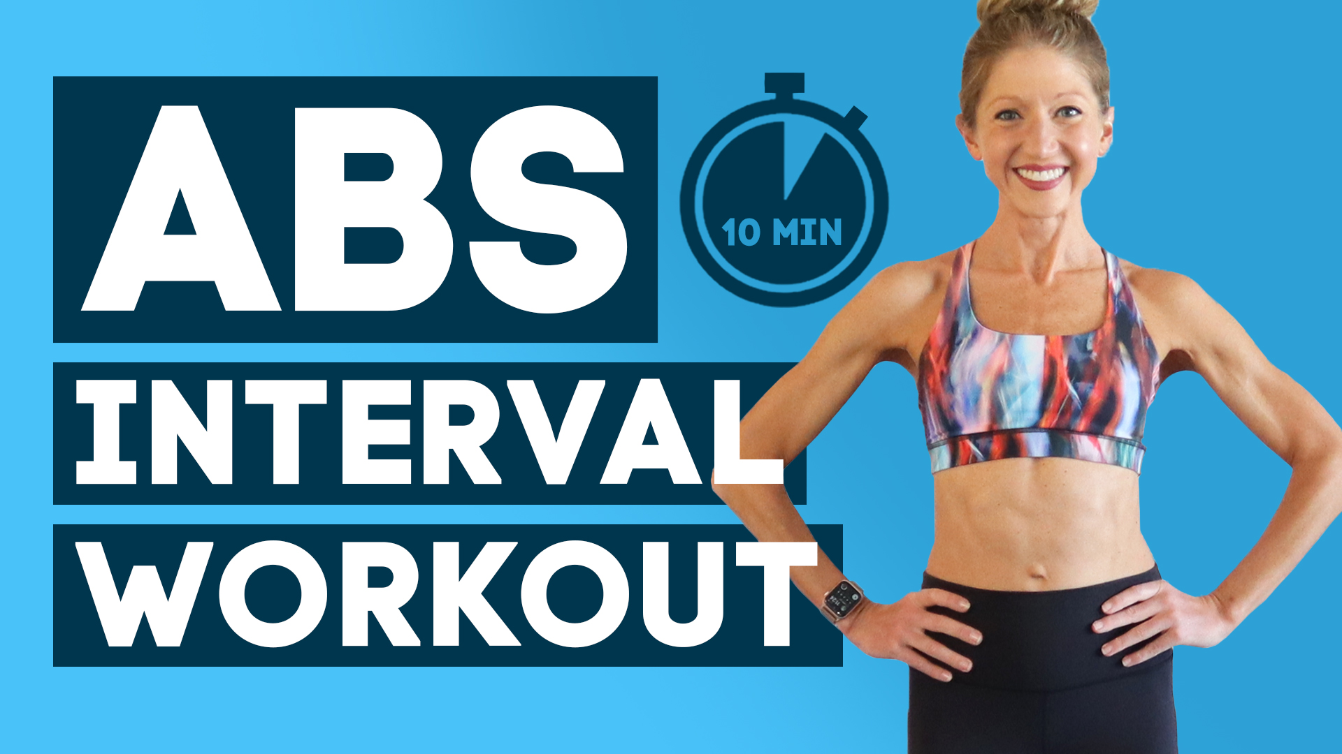abs interval workout