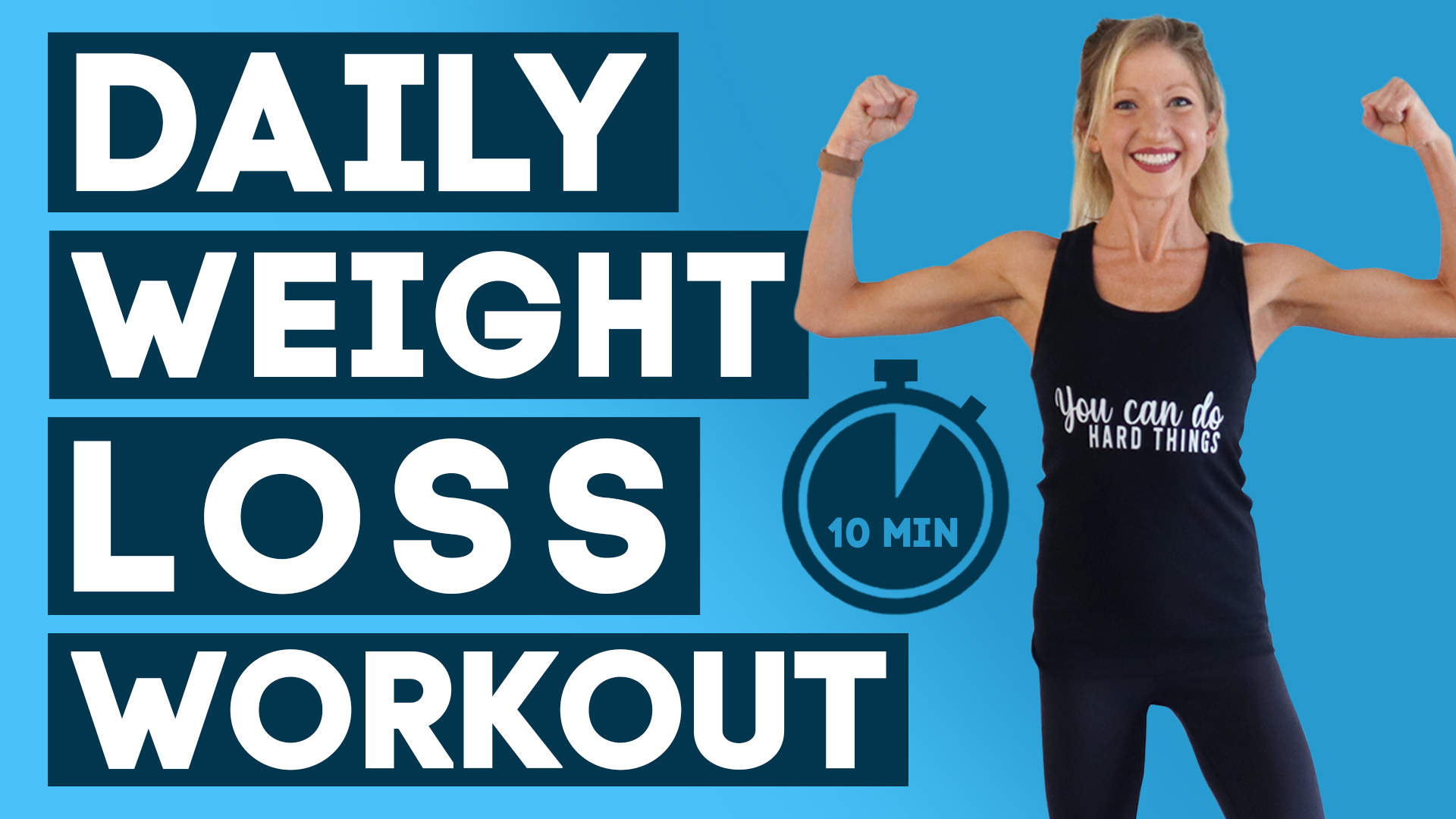 daily weight loss workout