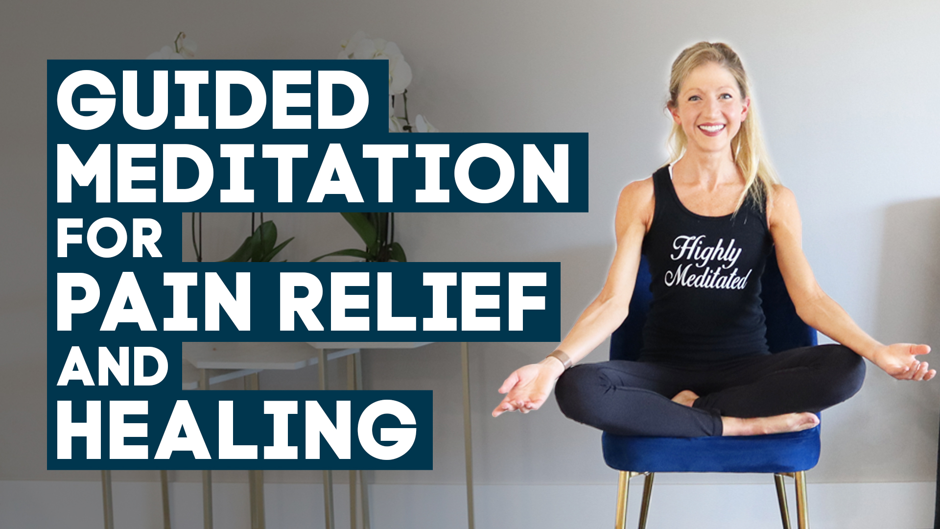 guided meditation for pain relief