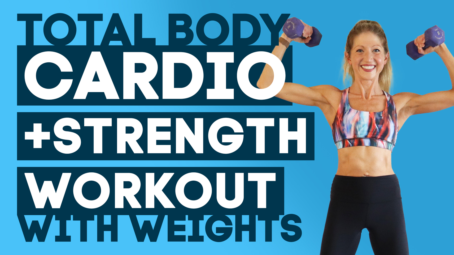 total body cardio and strength workout